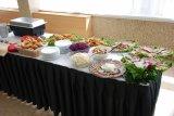 raut ve školní jídelně